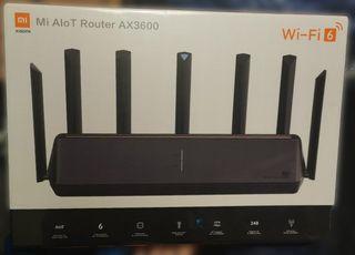 Router Xiaomi Mi AIoT AX3600 WiFi 6 NUEVO
