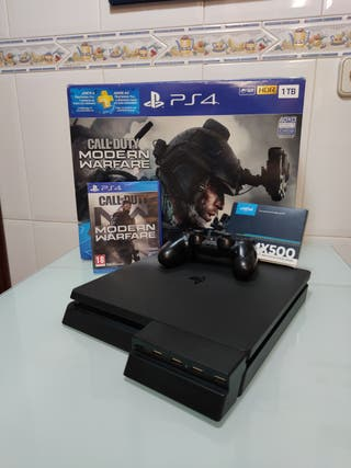 PS4 Playstation 4 c MXCrucialª6Gb/s CargaUltraRapi