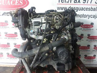 Motor completo Nissan Almera año 1998