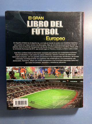 EL GRAN LIBRO DE FÚTBOL EUROPEO