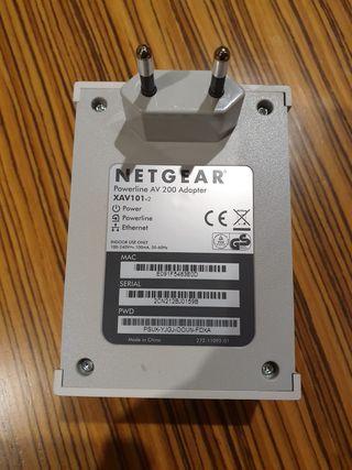 ADAPTADOR PLC NETGEAR (kit 2 plc's)
