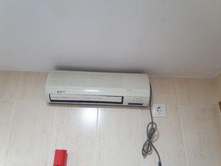 Calefactor Baño