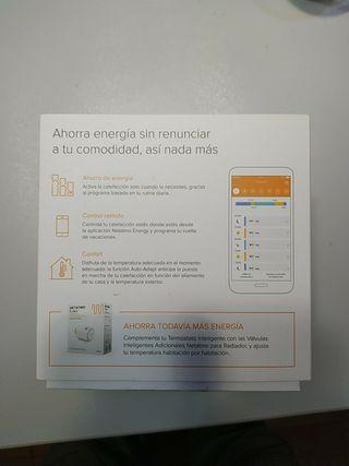 termostato wifi netatmo