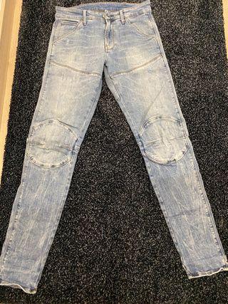 Pantalon tejano GSTAR RAW 5620 3D Skinny