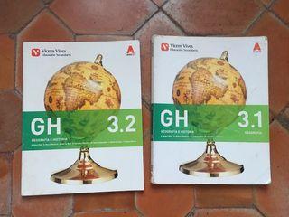Geografía e historia 3.1 3.2 Vicens Vives