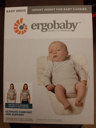 Ergobaby cojin reductor
