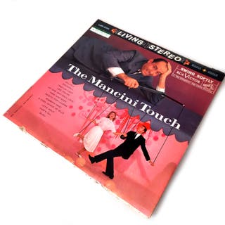 Vinilo Henry Mancini And His Orchestra, The...