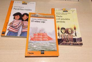 Libros editorial el barco de vapor