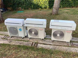 Máquinas de aire acondicionado/calefacción