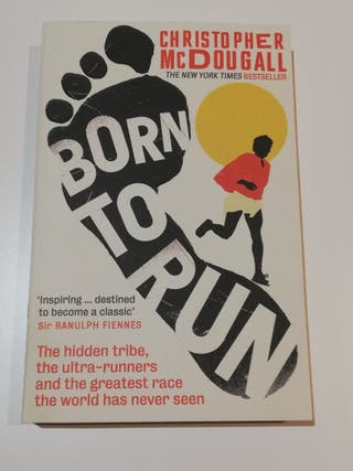 Born to run. (Christopher McDougal)