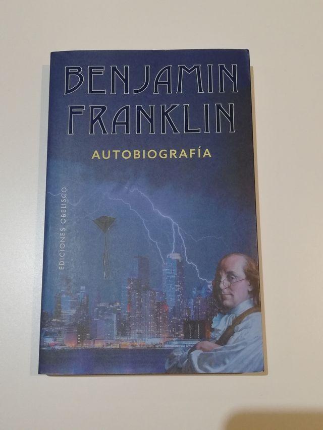 Autobibliografia de Benjamin Franklin.