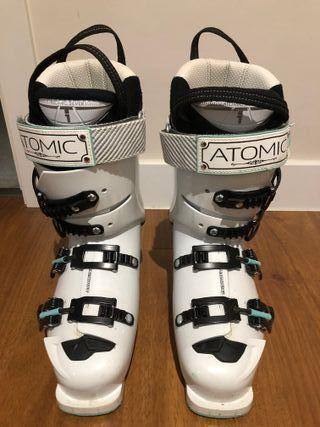 Botas de esquí mujer ATOMIC