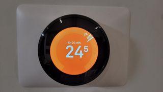 Termostato Nest de Google, Instalacion.