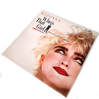 Vinilo Madonna, Who s That Girl (BSO)
