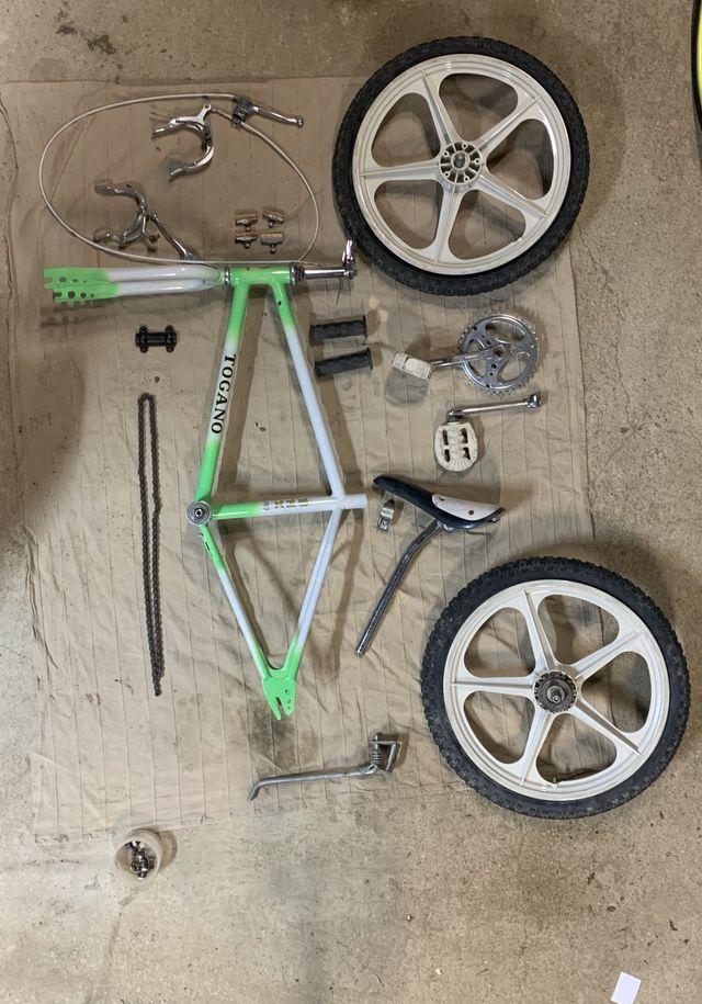 BMX Togano PX3