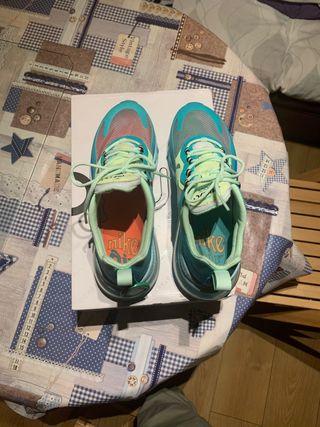 Nike Air Max 270 React Hyper Jade