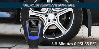 Compresor de aire para coche nuevo a estrenar