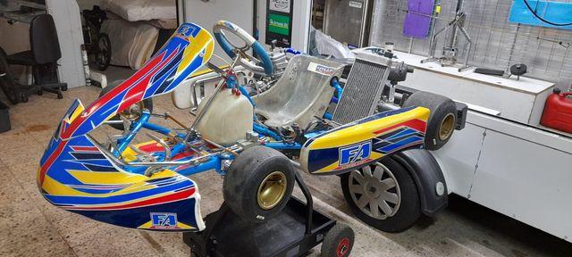 Kart FA X30