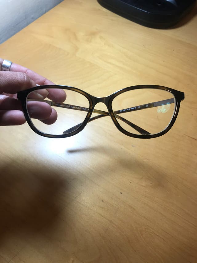 Montura de gafas MARCA POLO para mujer