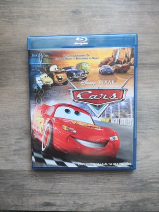 Cars bluray