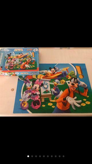 Puzzle grande Mickey Mouse