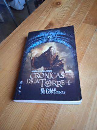 libro crónicas de la torre I