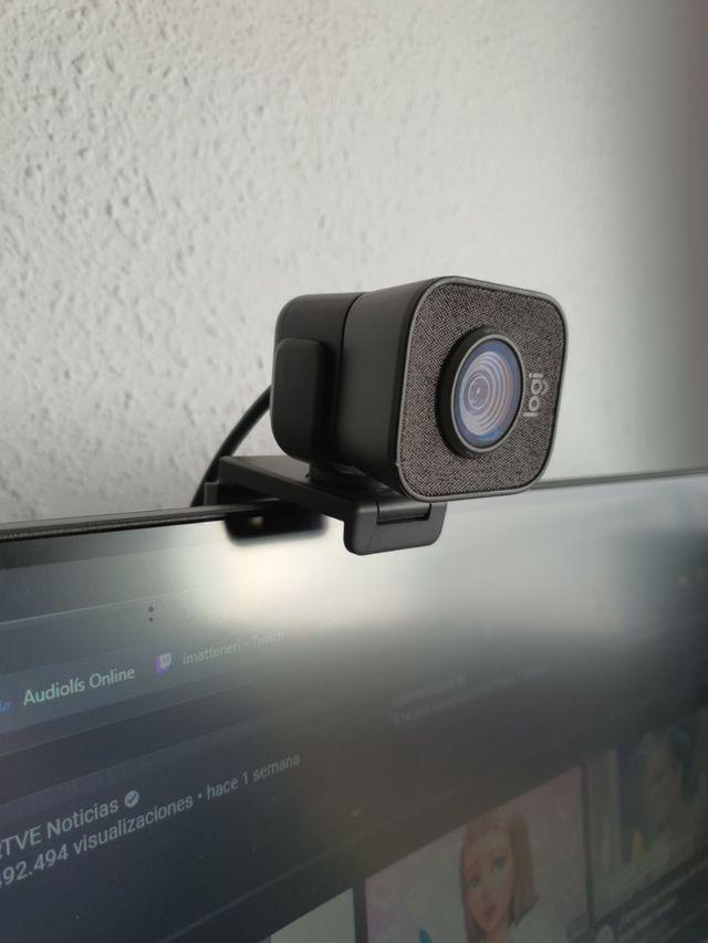 logitech streamcam 1080 x 60 fps