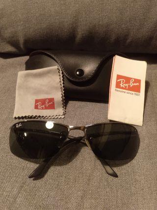 Gafas de sol Ray-Ban antireflectantes y polarizada