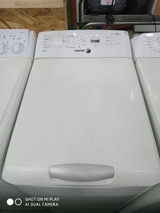 lavadora Carga suprior fagor A+++ 6Kikos con