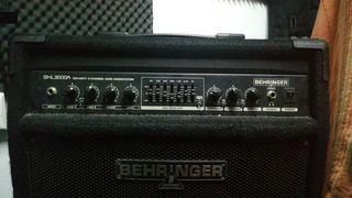 Amplificador de bajo BXL3000A 300W