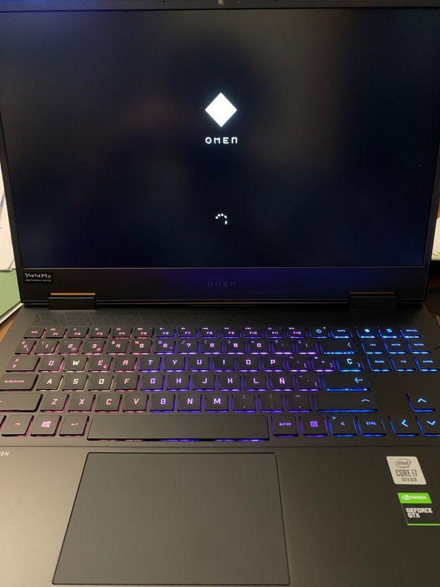 PC Gaming - HP Omen 15 ek0010ns