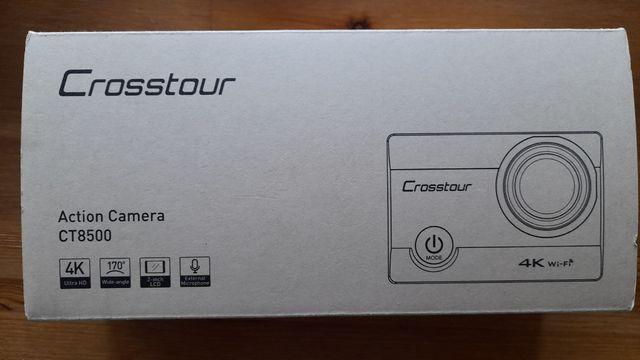 Cámara deportiva CrossTour + SD 32Gb + accesorios
