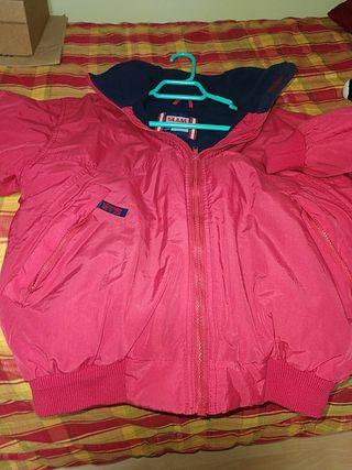 chaqueta SLAM roja xs
