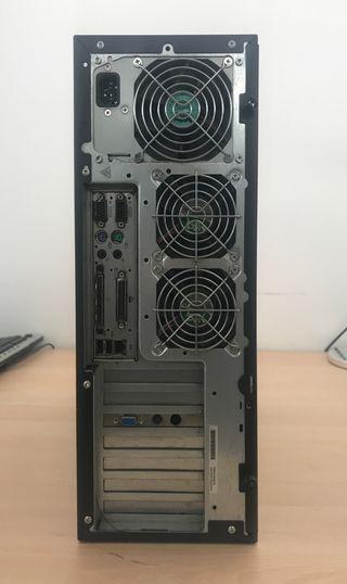 Ordenador HP Workstation XW 6000 INTEL (R)