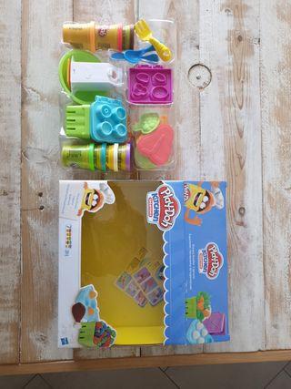 Juego de plastelina de Play-Doh