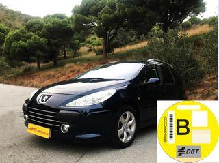 Peugeot 307 SW 1.6 HDI!! 7 Plazas con poco consumo