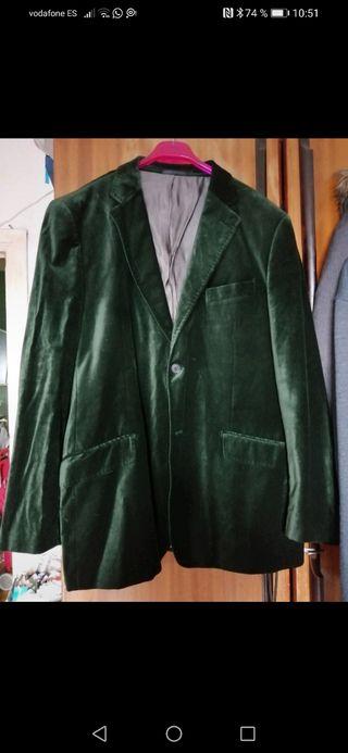chaqueta54Formula de lujo terciopelo