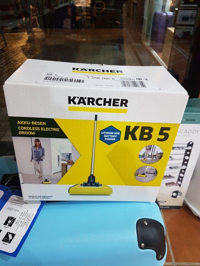 Aspirador escoba inalámbrica Karcher