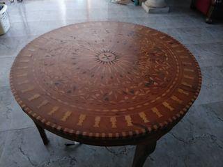 mesa de centro moruna