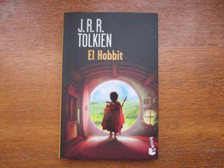 Libro El hobbit (J. R. R. Tolkien)