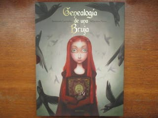 Libros Genealogía de una bruja (Benjamin Lacombe)