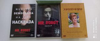 series en dvd