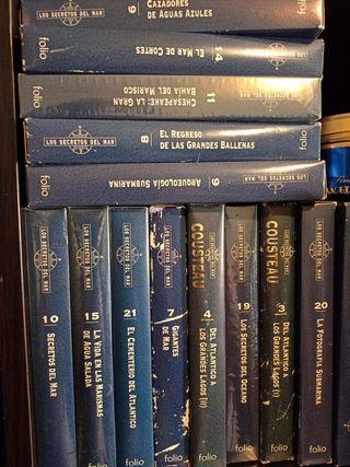 Los secretos del mar películas VHS