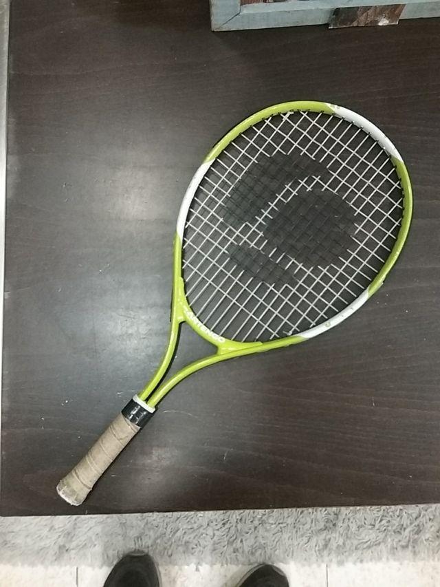 raqueta niño