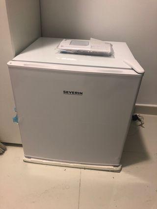 Mini congelador de bajo consumo