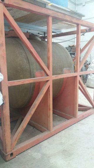 Depósito de agua 5000 litros