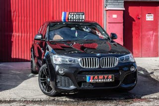 BMW X4 xDrive30d 258CV 2016