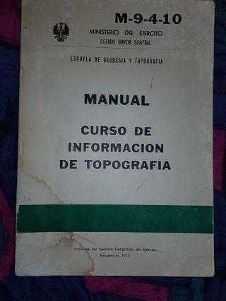 curso de información topográfica