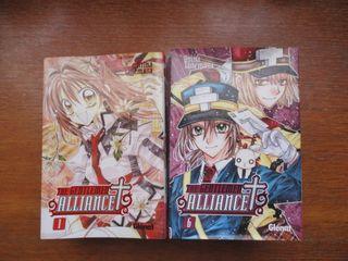 Manga The Gentlemen Alliance (Arina Tanemura) 11 v