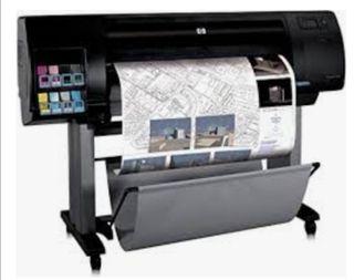 Plotter Profesional HP Z6100ps